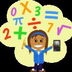 Bildquelle: https://openclipart.org/detail/191351/math-girl